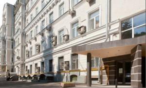 Бизнес центр Мясницкая ЦАО.