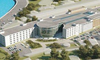 Какие бизнес центры предлагают  самую большую площадь.