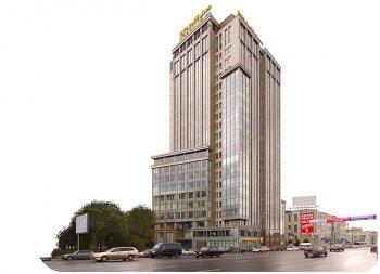 Бизнес Центр «Горький Парк Тауэр» ЮАО Москвы.