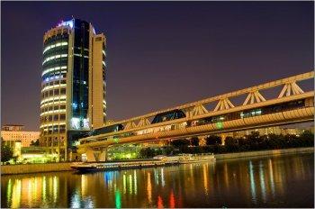 Деловой центр «Башня 2000» Москва Сити.